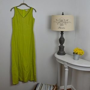Pure & Simple Collection Green Dress